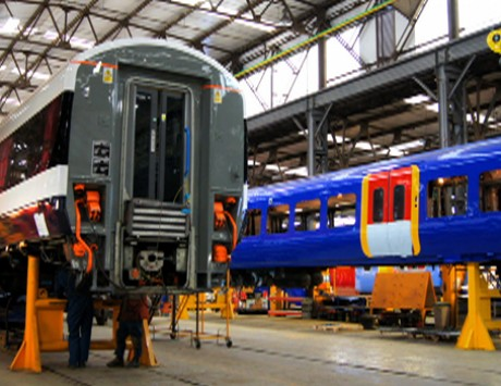 Wabtec Rail